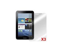 Screenprotectors voor Samsung Galaxy Tab 2 7.0 P3100 & P3110