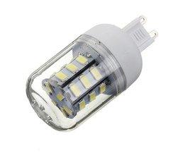 G9 Fitting LED 12V 27 LEDs Lamp