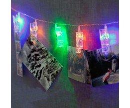 LED Strip met Clips