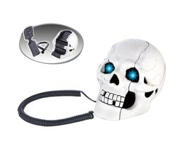Skelet Telefoon Doodskop