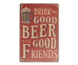 """Wandborden """"Beer"""""""