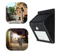 Buitenverlichting Met Sensor
