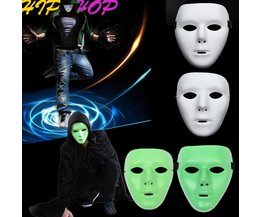 Jabbowockeez Halloween Masker