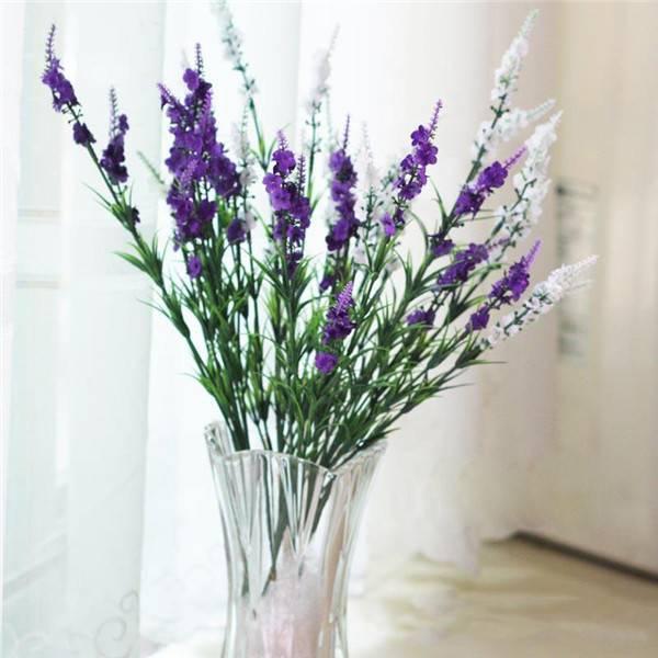 Spiksplinternieuw Mooie Lavendel Kunstbloemen van Zijde kopen? I MyXLshop (Tip) XQ-13