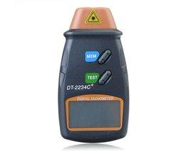 Digitale Toerenteller Met Laser