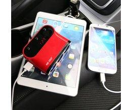 Meervoudige USB Lader Voor Je Auto