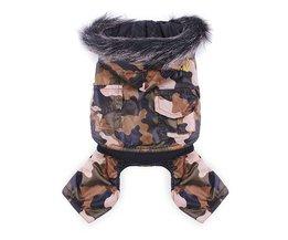 Honden Pak Camouflage Waterdicht