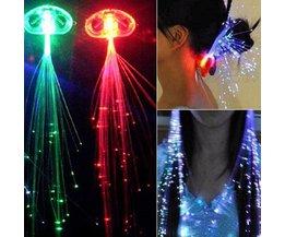 LED Haarverlichting In Meerdere Kleuren