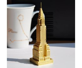 HARWIN 3D-Puzzel Chrysler Building