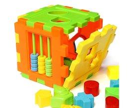 Speelgoed Blokkendoos Met Telraam