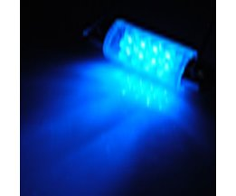 Blauwe LED Lamp