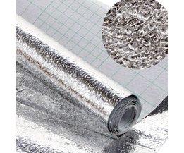 Zelfklevend Aluminiumfolie Voor In De Keuken