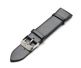Zwart Horlogebandje