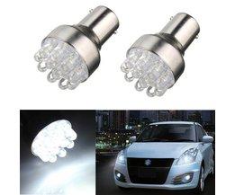 BA15S LED Lamp
