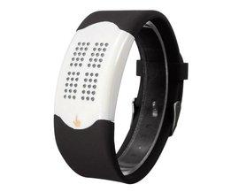 LED Horloge Digitaal Silicone Band