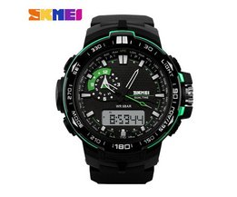 SKMEI 1081 Waterbestendig Horloge In Twee Kleuren