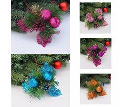 Decoratie voor Kerststukjes