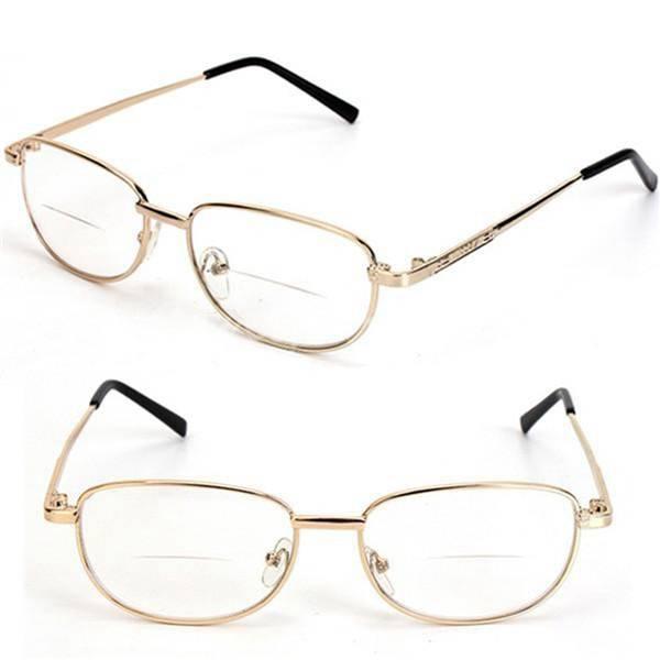 53b149ed3e1379 Metalen Leesbril In Verschillende Sterktes