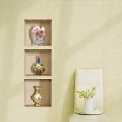 3D Wandstickers Vintage Vazen