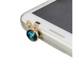 Anti-Stof Plug voor iPhone Mobiele Telefoon