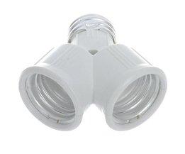 Splitter Voor Lampen Met E27 Fitting