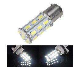 BA15S LED Lamp Voor Voertuig