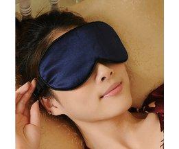 Heerlijk Zacht Slaapmasker van Zijde