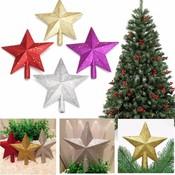 Kerstboom Piek Ster