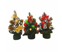 Mini Kunstkerstboom Kerstdecoratie
