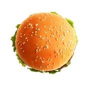PAG Grappige Muismat met Hamburger