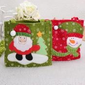 Stoffen Cadeauzakjes voor Kerst