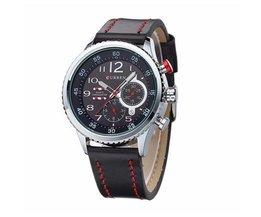 CURREN 8170 Heren Horloge In Meerdere Kleuren