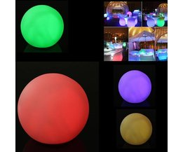 Lichtbol met 7 Kleuren