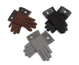Touchscreenhandschoenen voor Heren