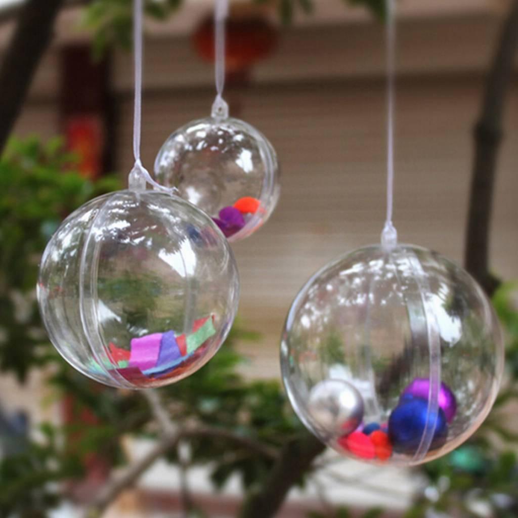Plastic Kerstballen Om Te Vullen 5stuks Kopen I Myxlshop Tip