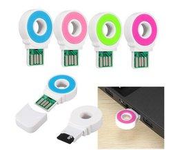 USB Micro SD Kaartlezer