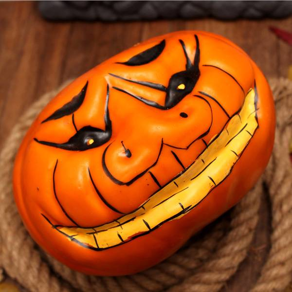 Halloween Decoratie Bestellen.Halloween Decoratie Pompoen