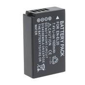 EN EL20 Li-ion Batterij Oplaadbaar