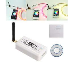 WiFi LED Controller voor Smartphone