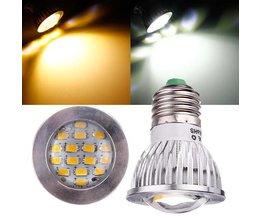 E27 6W LED Lamp