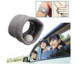 Wagenziekte Armband