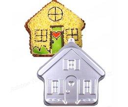Bakvorm met Huis Design
