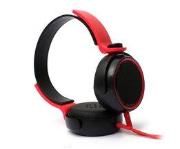 Over Ear Headphones met Microfoon