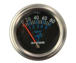 Oliedrukmeter Voor De Auto