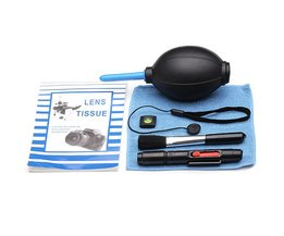 Lens Cleaning Kit 7-delig