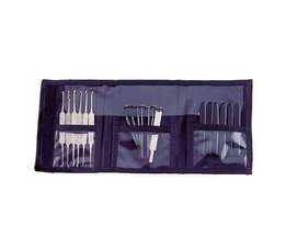 LAB 17 Piece Mini Lockpick Set