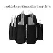 SouthOrd Slimline 37 Pcs Lockpick Set