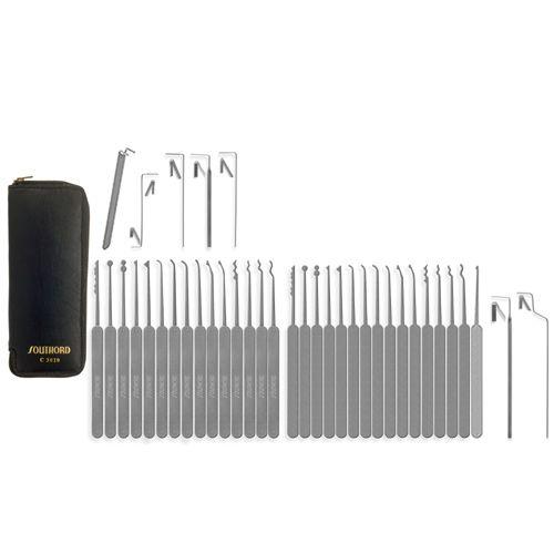 SouthOrd Slimline C3010 37 Pcs Lockpick Set