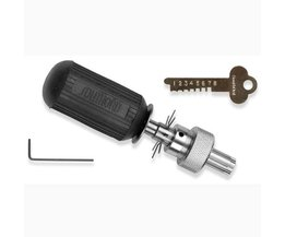 SouthOrd 8 Pin Tubular Lockpick