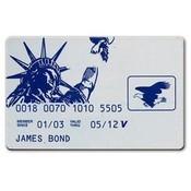 Credit card style lockpick set